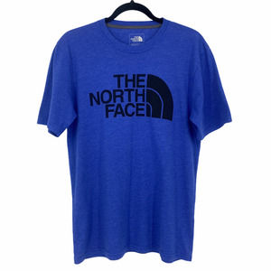 The North Face Men's Half Dome Tee Blue Size Small